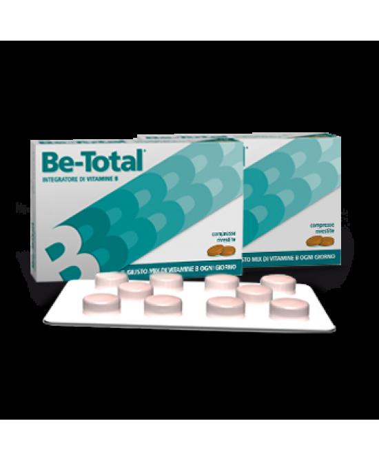 Be-Total Integratore Di Vitamine 40 Compresse - Farmaciaempatica.it