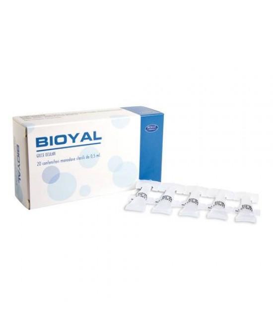 Bioelle Bioyal Gocce Oculari 20 Flaconi