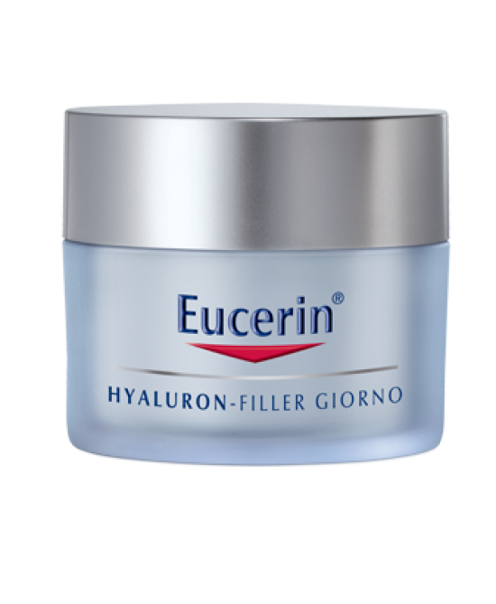 Eucerin Hyaluron-Filler Crema Giorno Per Pelle Secca 50ml - Farmaciasconti.it