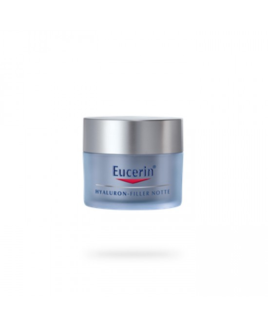 Eucerin Hyaluron-Filler Notte 50ml - Farmaciasconti.it