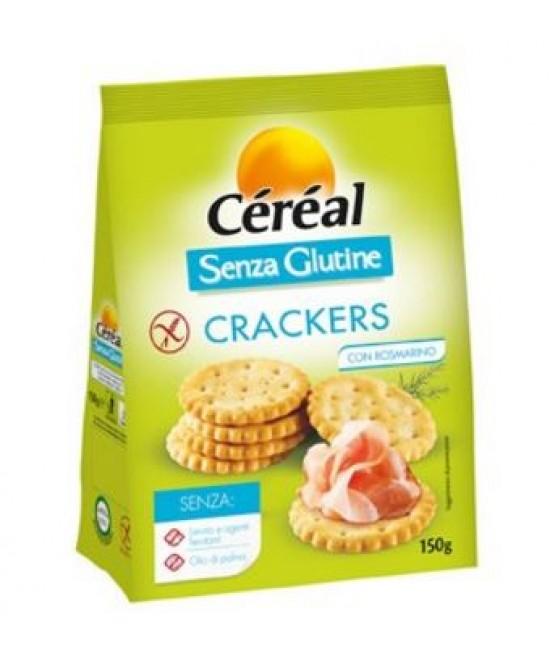 Céréal Crackers Senza Glutine 150g - Farmajoy