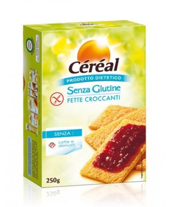 Céréal Fette Croccanti Senza Glutine 250g - Farmapage.it
