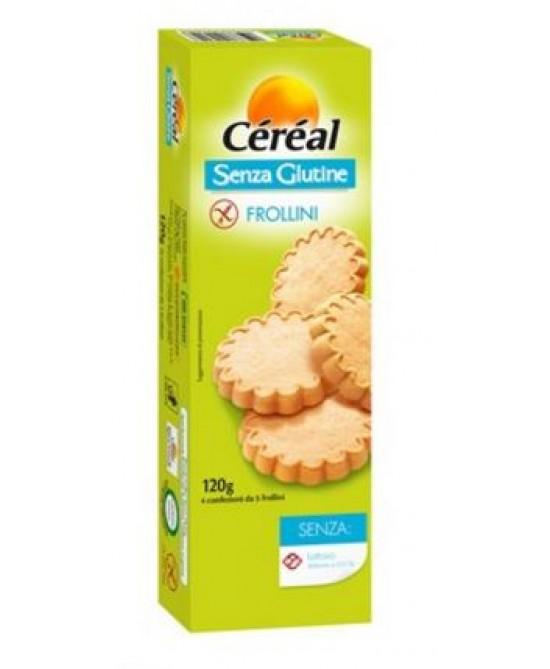 Céréal Frollini Senza Glutine 120g
