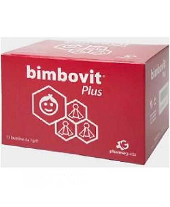 Bimbovit Plus Difese Immunitarie Bambino 15 Bustine