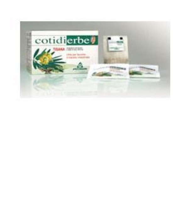 Cotidierbe Tisana 15bust 27g - Farmia.it
