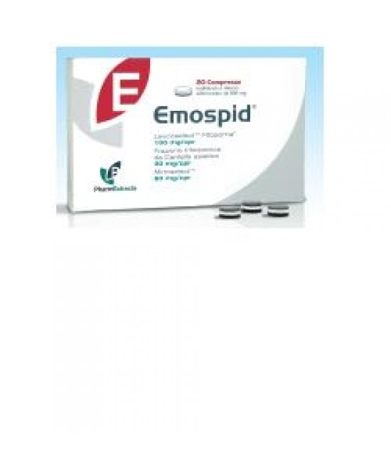 Emospid 20cpr - Farmaciaempatica.it