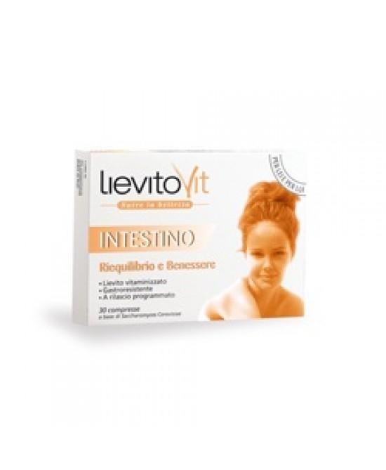 LievitoVit Intestino Integratore Alimentare 30 Compresse