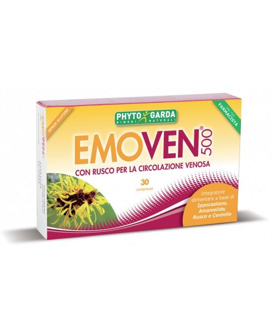 EMOVEN 500 RETARD 30 COMPRESSE - Farmaciacarpediem.it