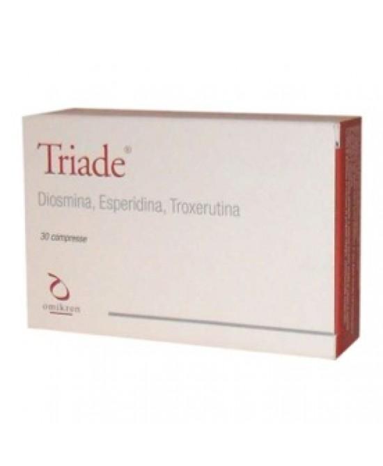 Triade Integratore 30cpr - Farmaciaempatica.it