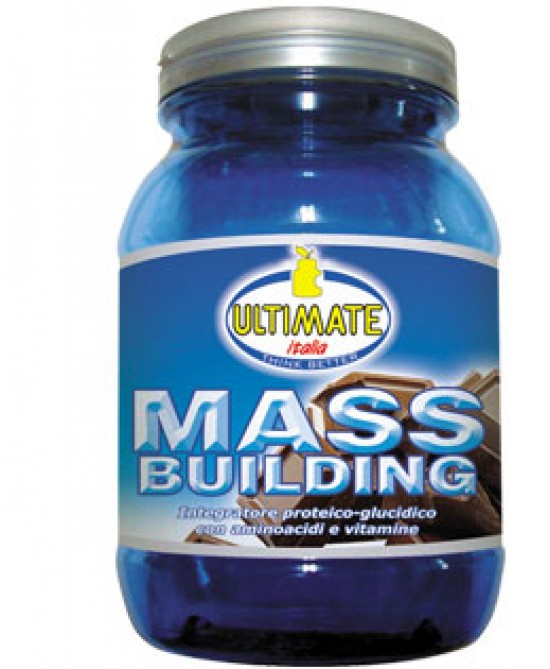 Ultimate Mass Building Gusto Vaniglia 1,8kg
