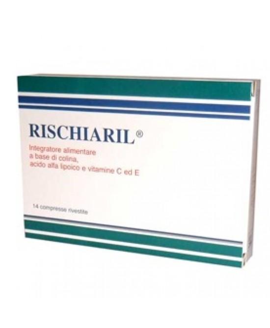 Rischiaril Integrat 14cpr Riv - Zfarmacia