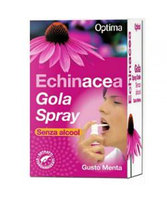 Echinacea Gola Spray 20ml - FARMAEMPORIO