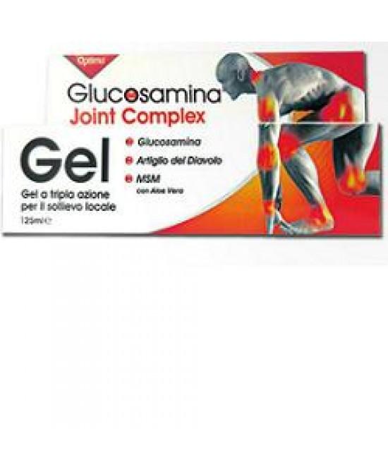 Optima Glucosamina Joint Complex Gel Antinfiammatorio 125 ml