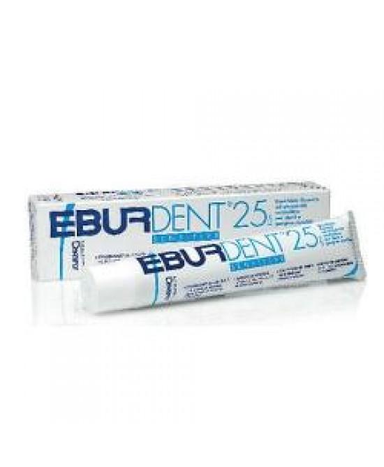 Eburdent 25 Dentifricio 75ml - Antica Farmacia Del Lago