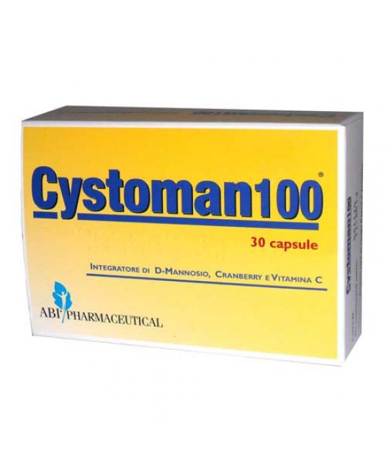 Cystoman 100 30cps - Farmaciaempatica.it