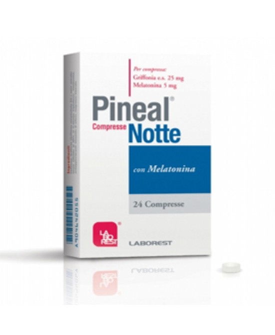 Pineal Notte 24cpr -