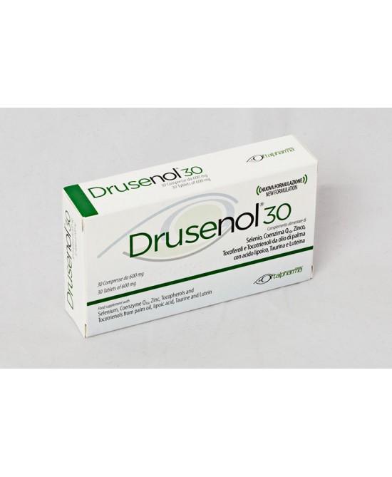 Drusenol Integratore Alimentare 30 Compresse