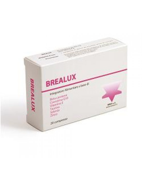 Brealux 20cpr - Farmastar.it
