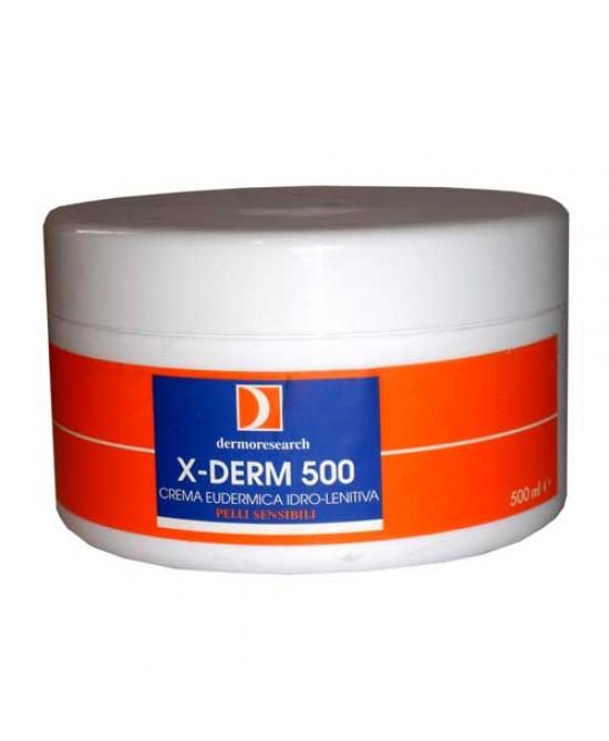 Dermoresearch X-Derm 500 Crema Dermoprotettiva 500ml