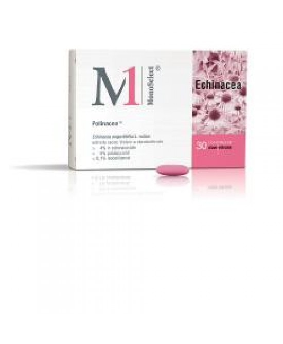 Pharmextracta Monoselect Echinacea 30 Compresse - Farmastar.it