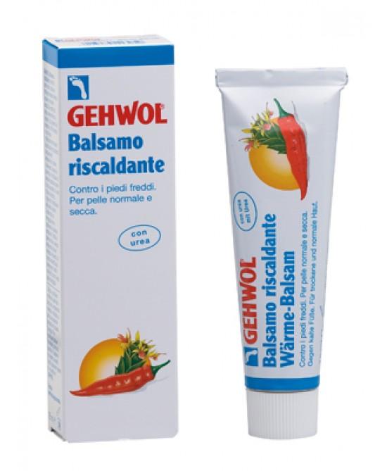 Gehwol Balsamo Riscaldante 75ml - Spacefarma.it