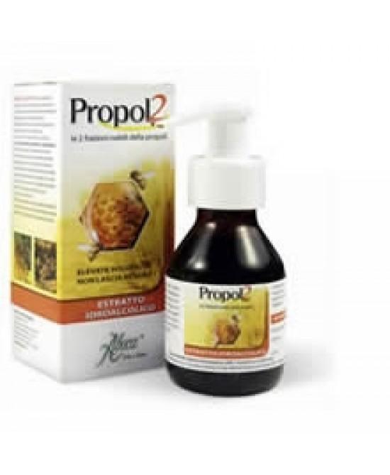 Aboca Propol2 Emf Estratto Idroalcolico 65ml - Antica Farmacia Del Lago