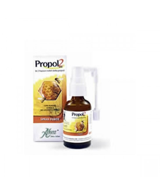 Aboca Propol2 Emf Spray Forte 30ml - Farmaciaempatica.it