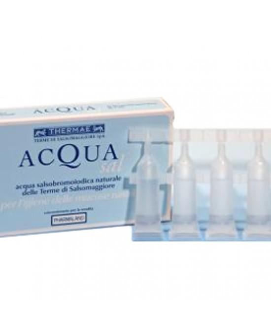 Acqua Sal Acqua Termale 20 Flaconi Da 5ml - Parafarmacia la Fattoria della Salute S.n.c. di Delfini Dott.ssa Giulia e Marra Dott.ssa Michela