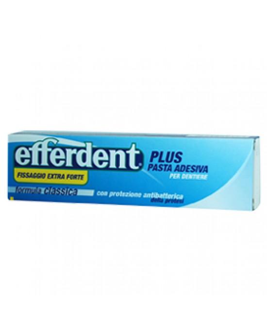 Efferdent Plus Pasta Ades 40ml