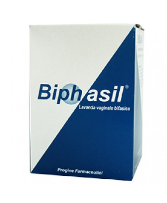 Biphasil Trattamento Vaginale 4 Flacone 150ml - Farmawing