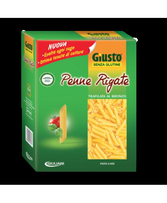 Giusto Pasta Penne Rigate Senza Glutine 500g - FARMAPRIME