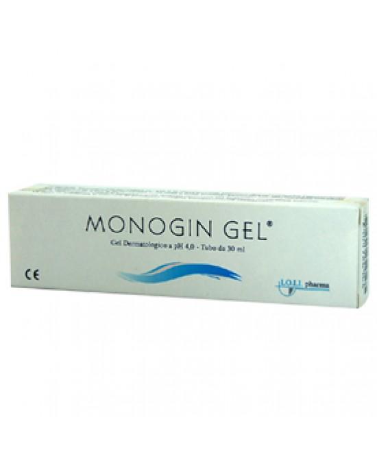 Monogin Gel 30ml - Parafarmacia la Fattoria della Salute S.n.c. di Delfini Dott.ssa Giulia e Marra Dott.ssa Michela