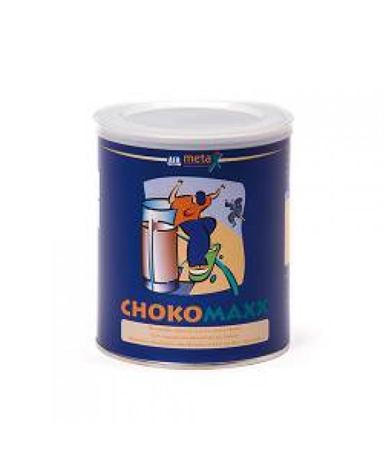 Chokomaxx Polvere Cacao A Contenuto Ridotto di Proteine E Aminoacidi 500 g