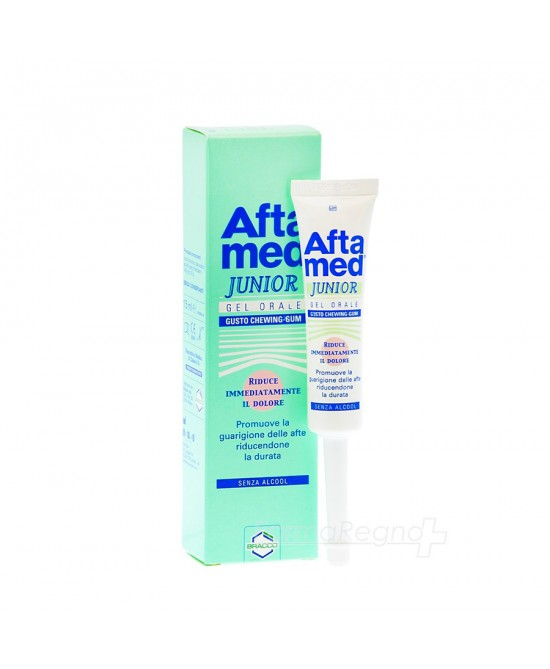 Aftamed Junior Gel Orale 15ml - Farmafamily.it