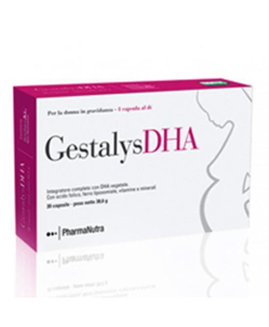 Gestalys DHA - Farmapage.it