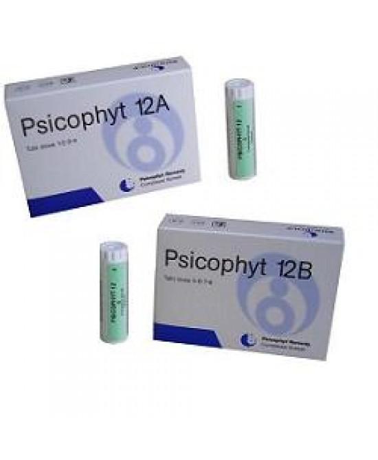PSICOPHYT REMEDY 12A 4TUB 1,2G prezzi bassi