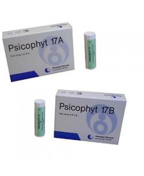 PSICOPHYT REMEDY 17A 4TUB 1,2G prezzi bassi