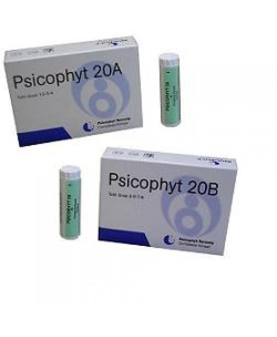 PSICOPHYT REMEDY 20A 4TUB 1,2G prezzi bassi