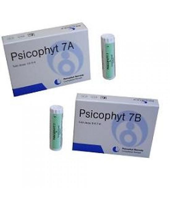 Psicophyt Remedy 7 B 4 Tubi di Globuli