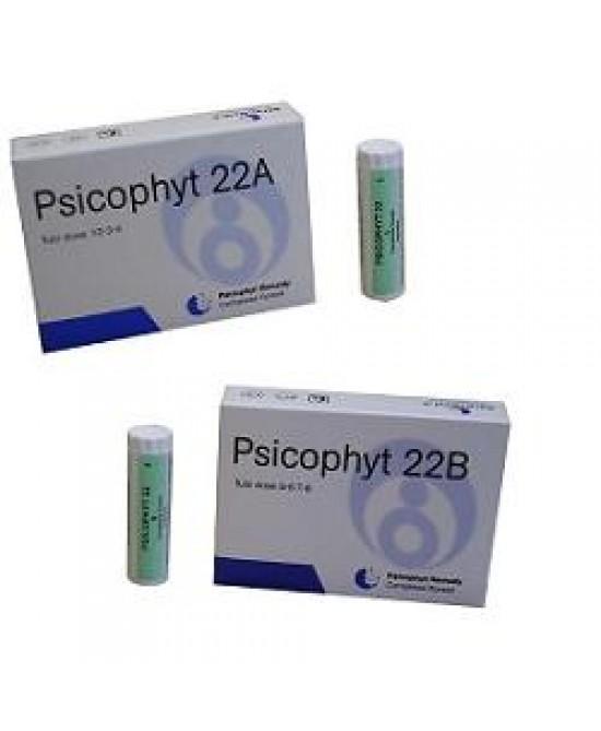 PSICOPHYT REMEDY 22B 4TUB 1,2G prezzi bassi