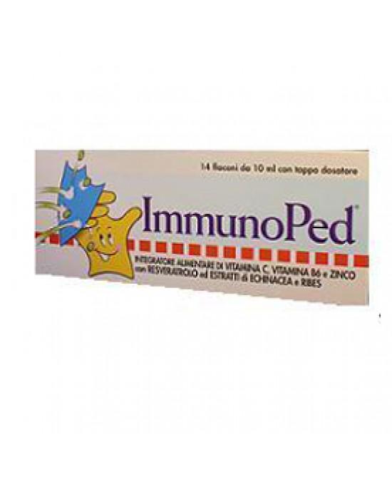 Immunoped 14fl 10ml - La farmacia digitale
