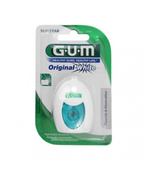 Gum Original White Filo 30m - Farmafamily.it