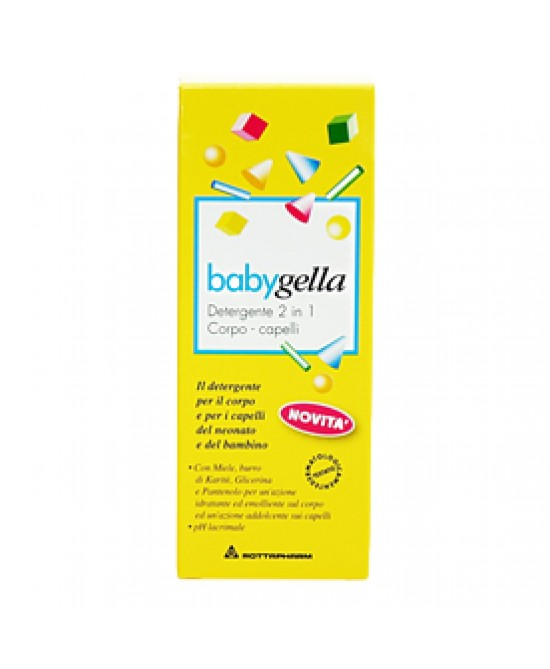 Babygella Detergente 2 In 1 150ml - Parafarmaciabenessere.it