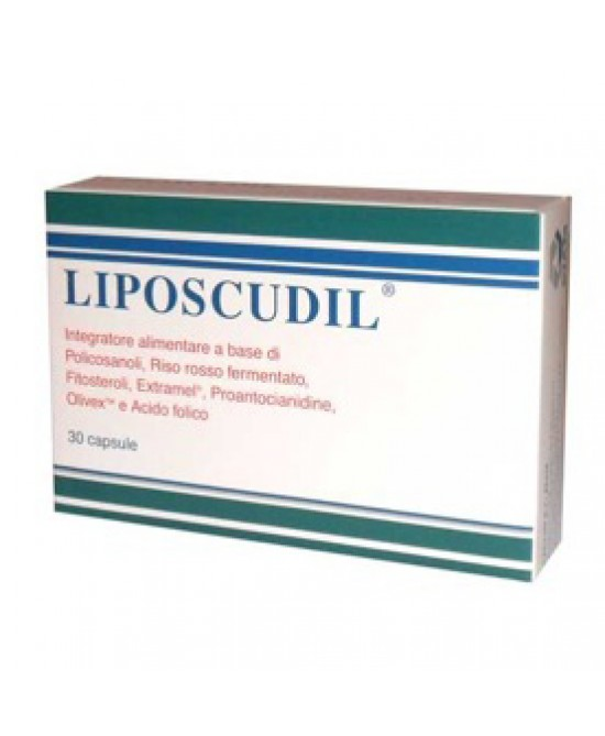 Liposcudil Integrat 30cps - Farmaciaempatica.it