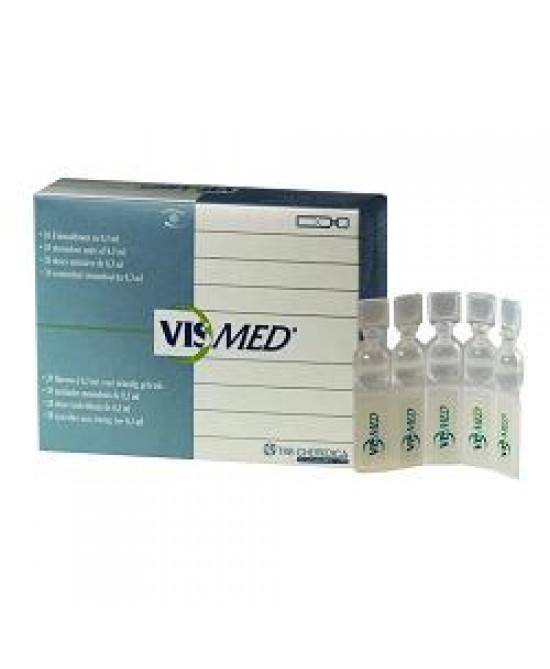 Vismed Multi Gocce Oculari Lubrificanti 10 ml