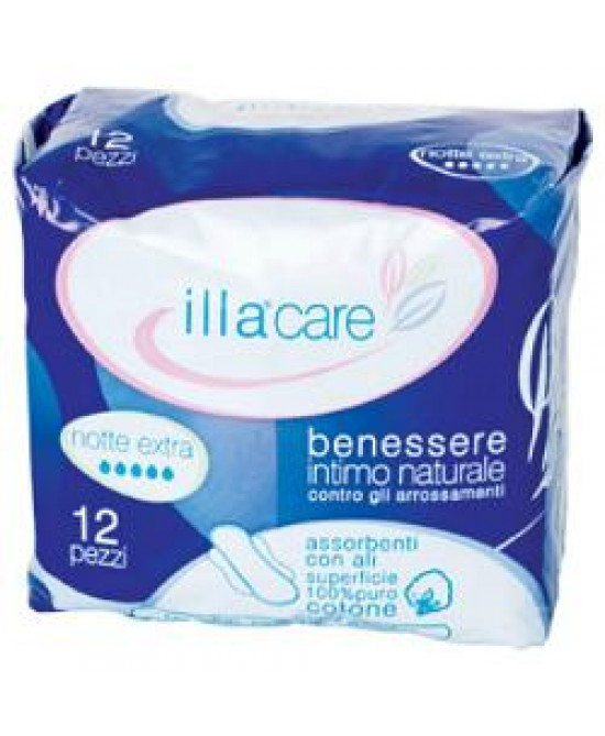 Illa Care Assorbenti Ntt Ex 12 - Farmapage.it