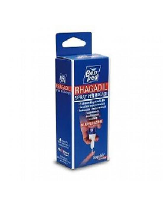 Rhagadil Spray Ragadi 9 ml - Farmalilla