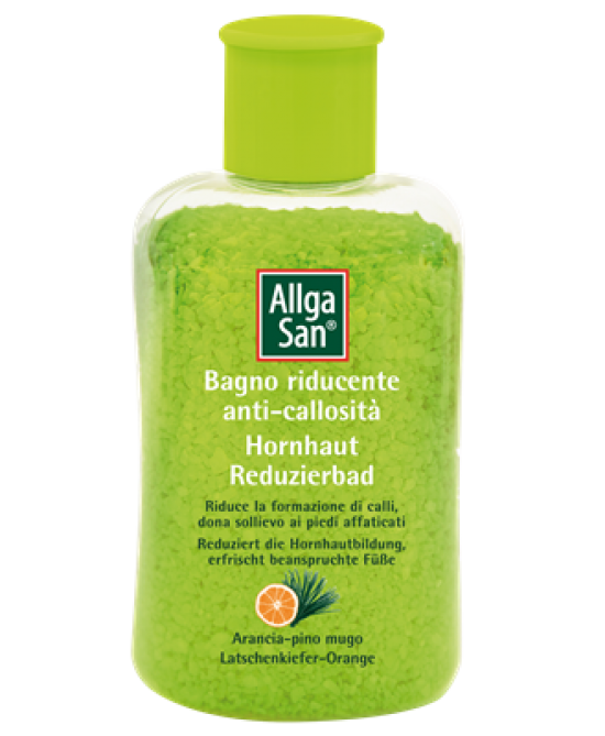 Allga San Bagno riducente Anti-Callosità 350g - Farmastar.it