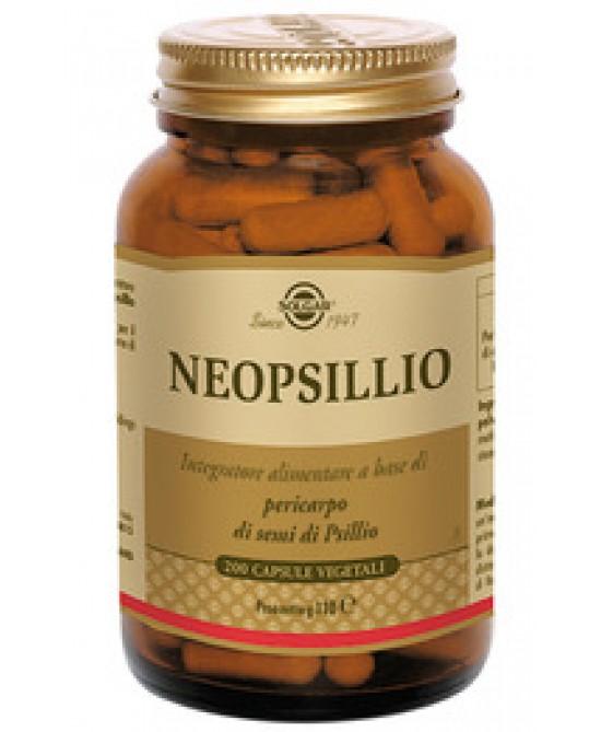 Solgar Neopsillio 200 Capsule Vegetali -