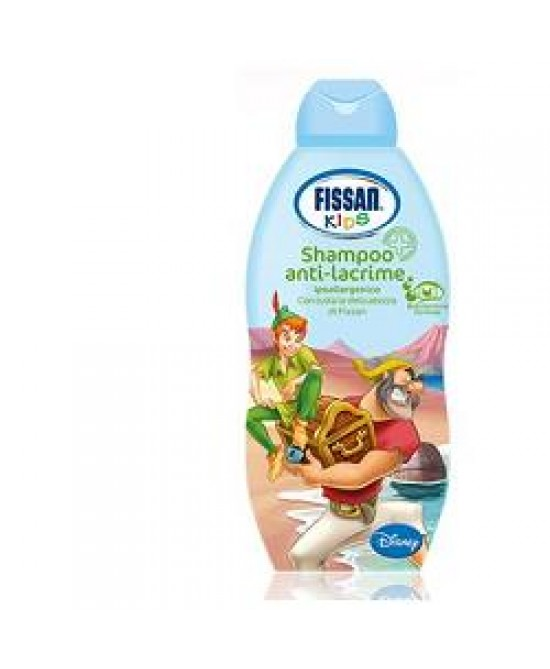 Fissan Kids Sh Boy 200ml - Farmacia Giotti